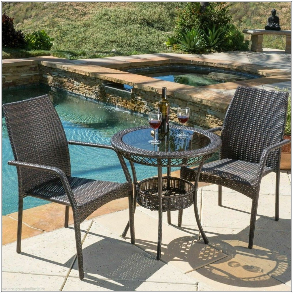 3pc Bistro Patio Set