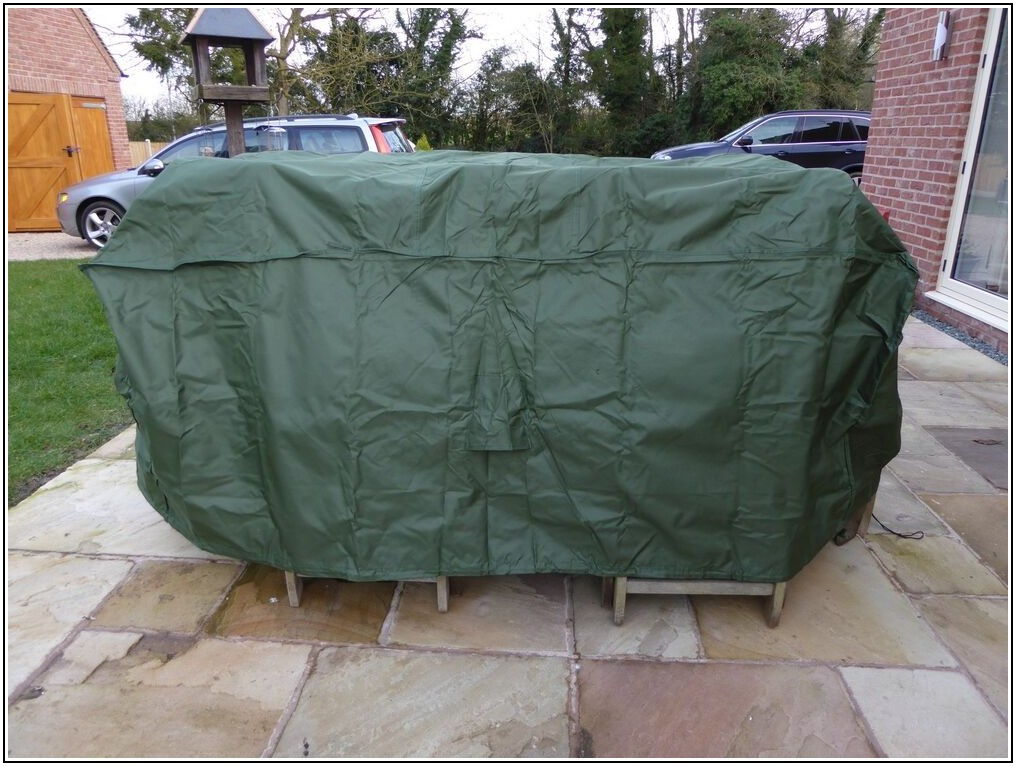 4 Seater Patio Set Cover