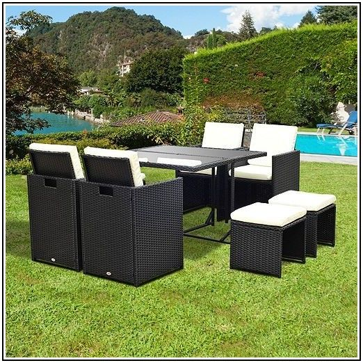 4 Seater Patio Set Tesco