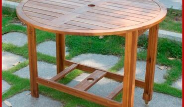 40 Inch Round Patio Dining Table