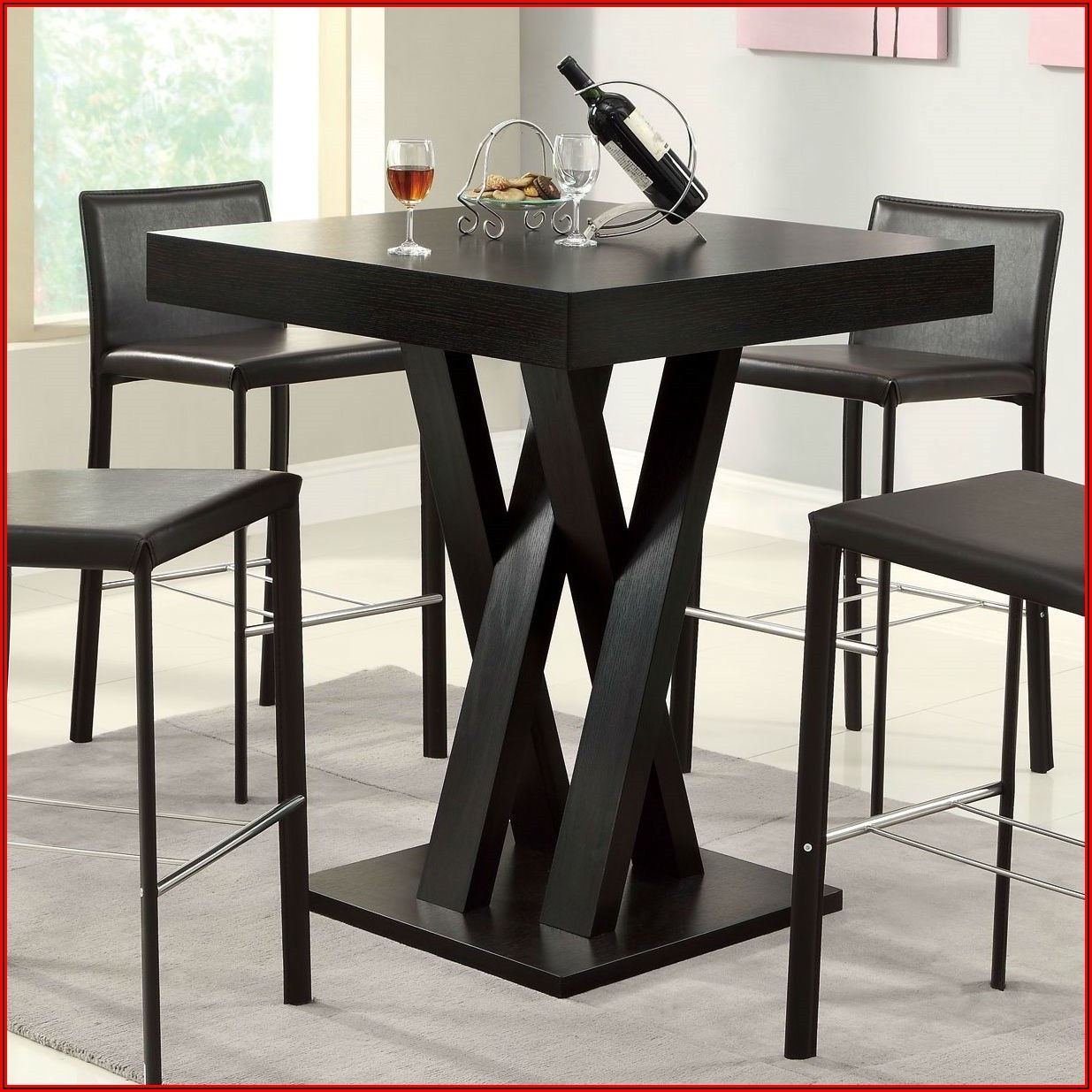 42 Inch High Patio Table
