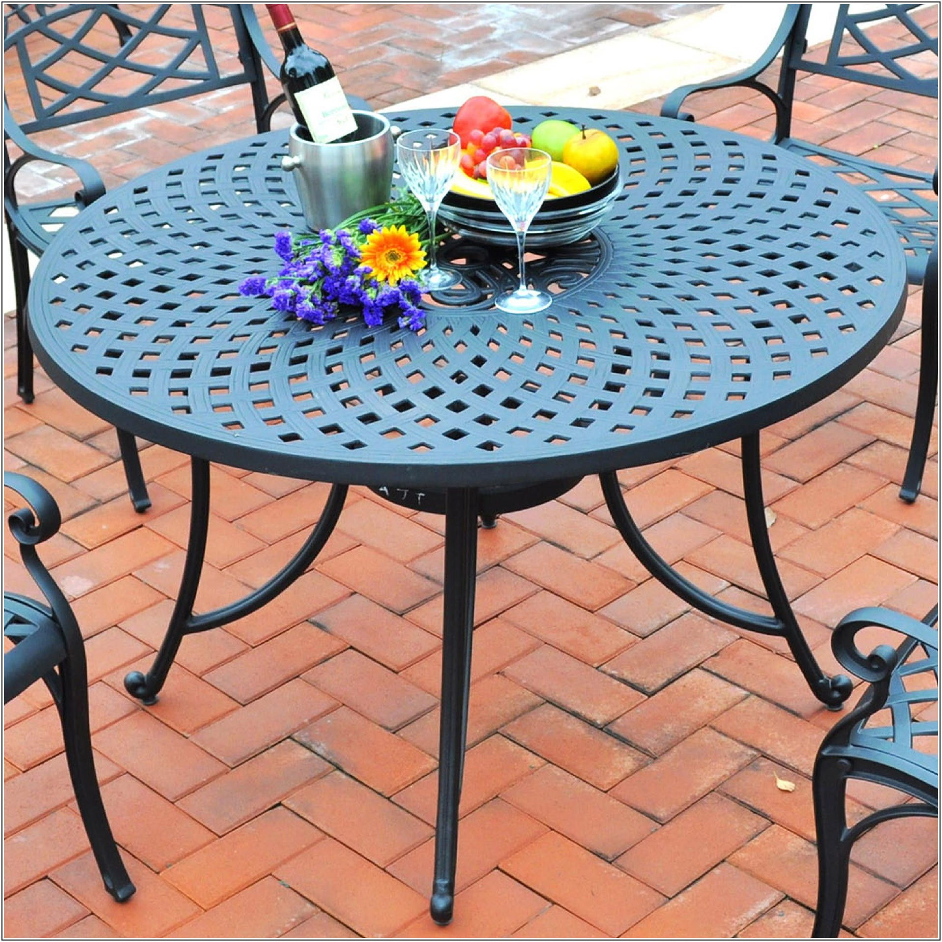 42 Round Patio Table Cover