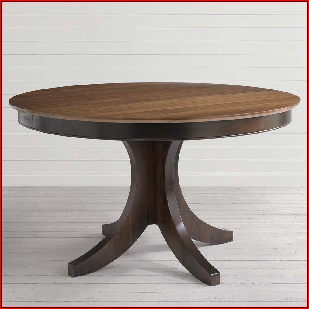54 Inch Round Patio Dining Table