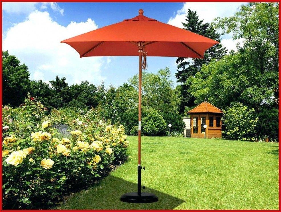 6 Ft Outdoor Patio Umbrella