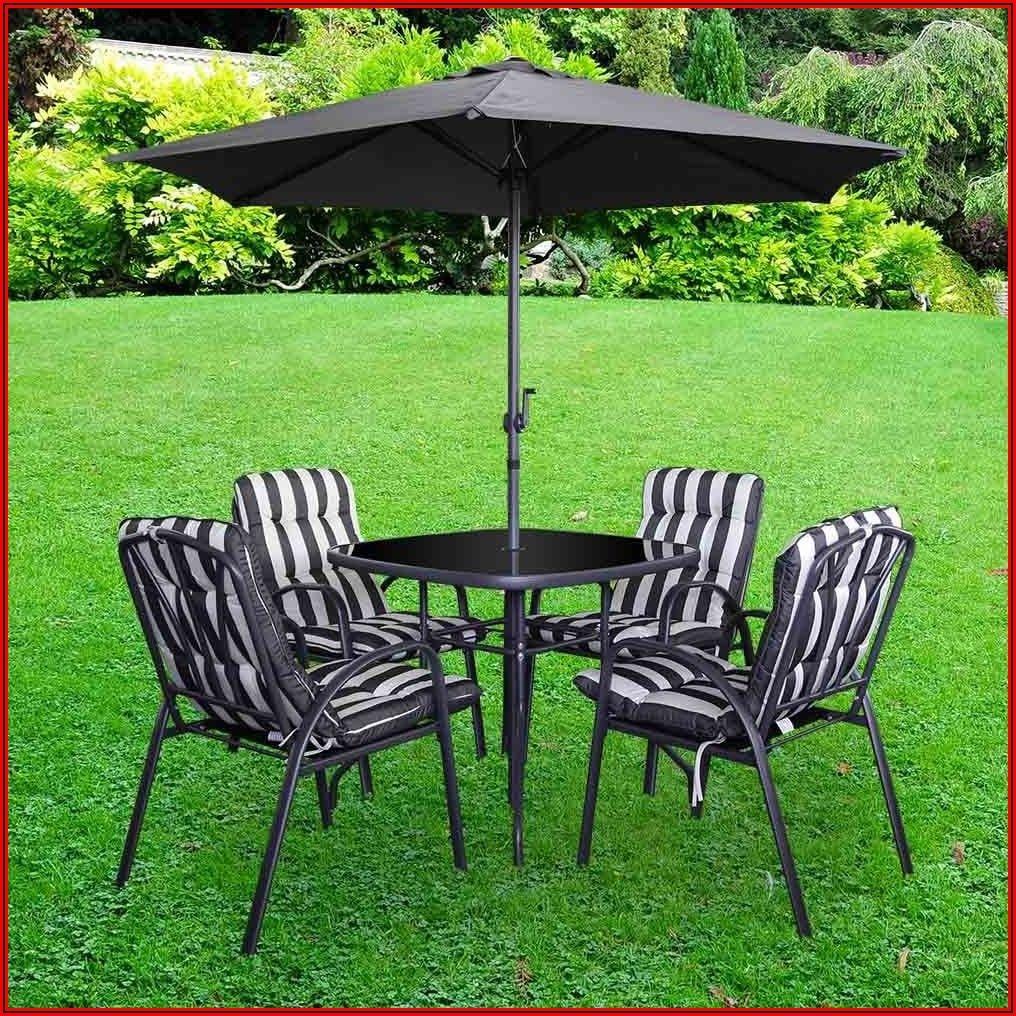 6 Piece Outdoor Patio Furniture