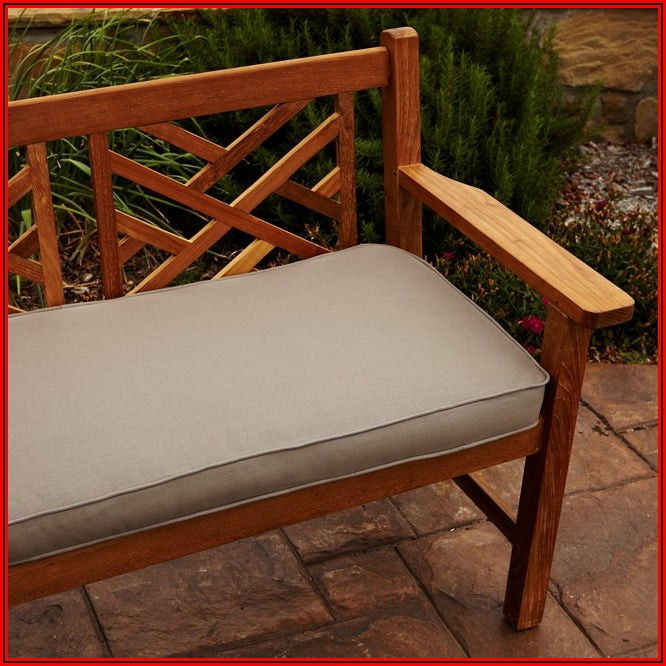 60 Inch Patio Bench Cushion