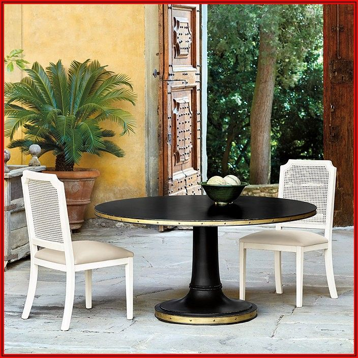 60 Inch Round Patio Dining Table
