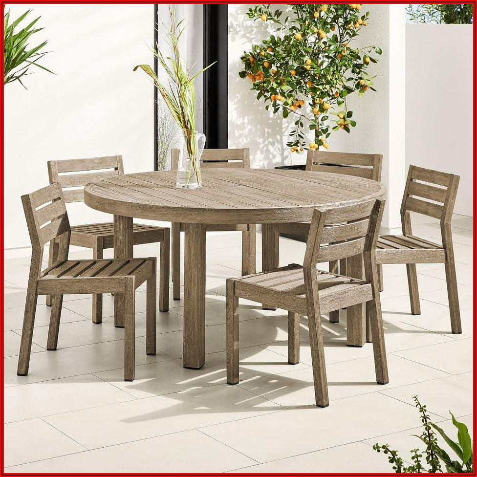 60 Round Patio Dining Table