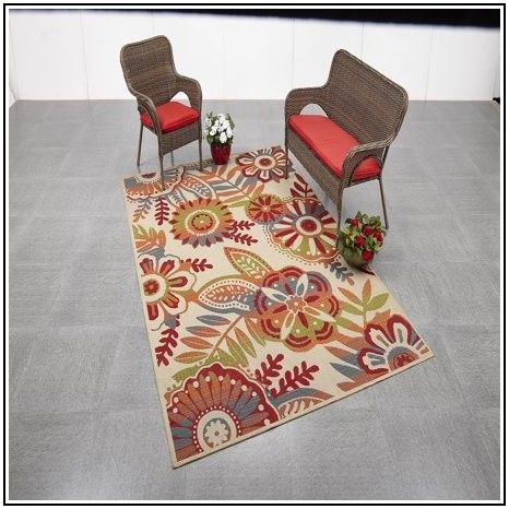 6x9 Outdoor Patio Rugs