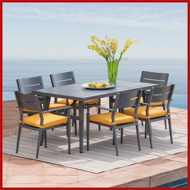 7 Piece Patio Dining Set Under 500