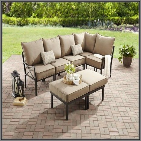 7 Piece Sectional Patio Furniture