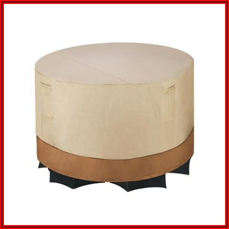72 Inch Round Patio Table Cover