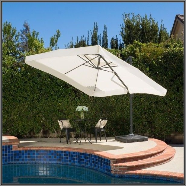 9 Ft Cantilever Patio Umbrella