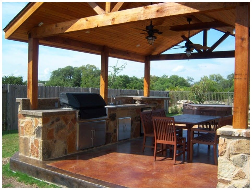 A Frame Patio Cover Pictures