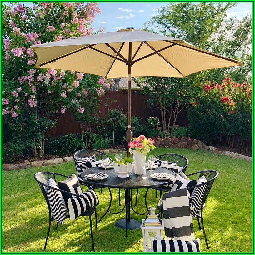 Abba Patio Sunbrella Patio Umbrella
