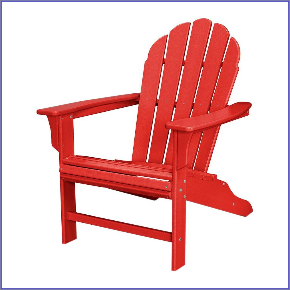 Adirondack Mushroom Patio Chair