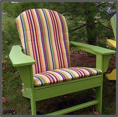 Adirondack Patio Chair Cushions