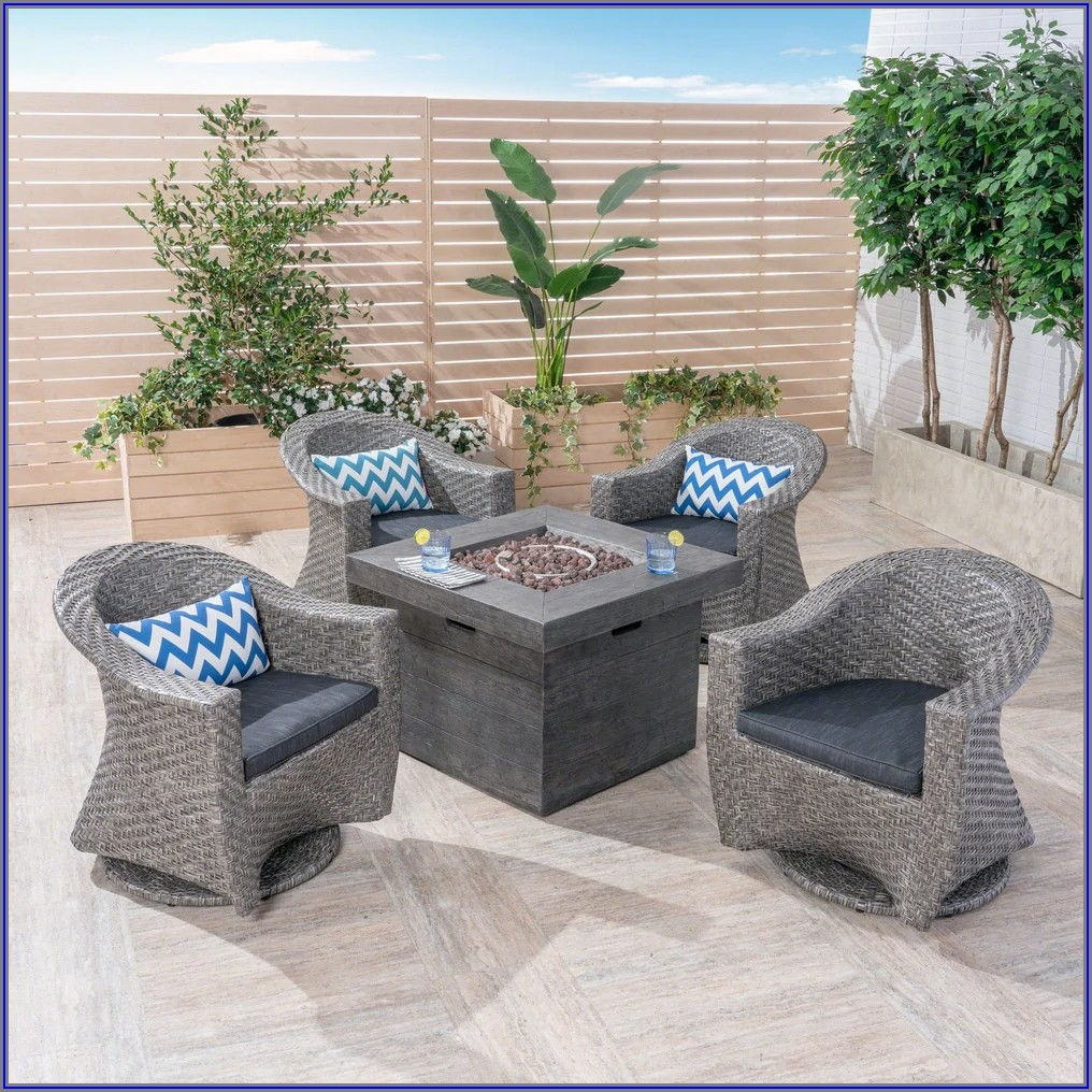 Agio Fremont 7 Piece Patio Dining Set