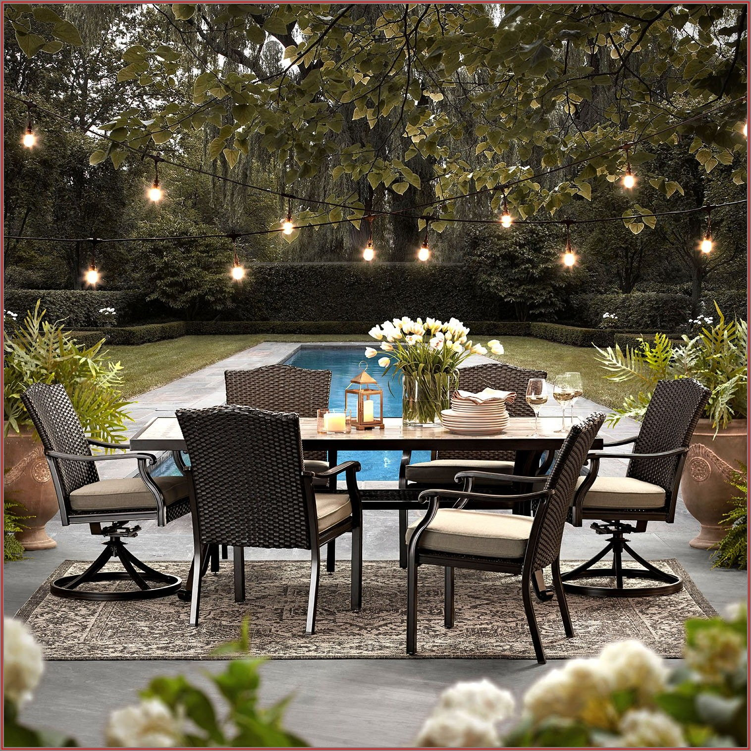 Agio Northampton Patio Furniture
