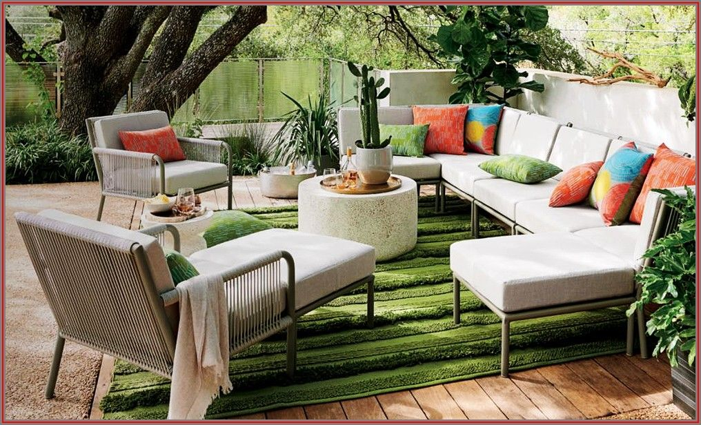 Alfresco Patio Furniture Crate And Barrel