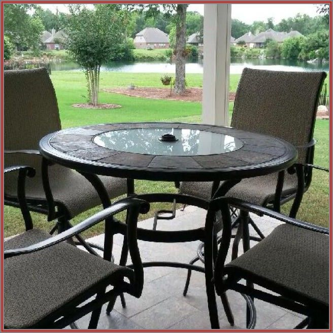 Allen And Roth Patio Table