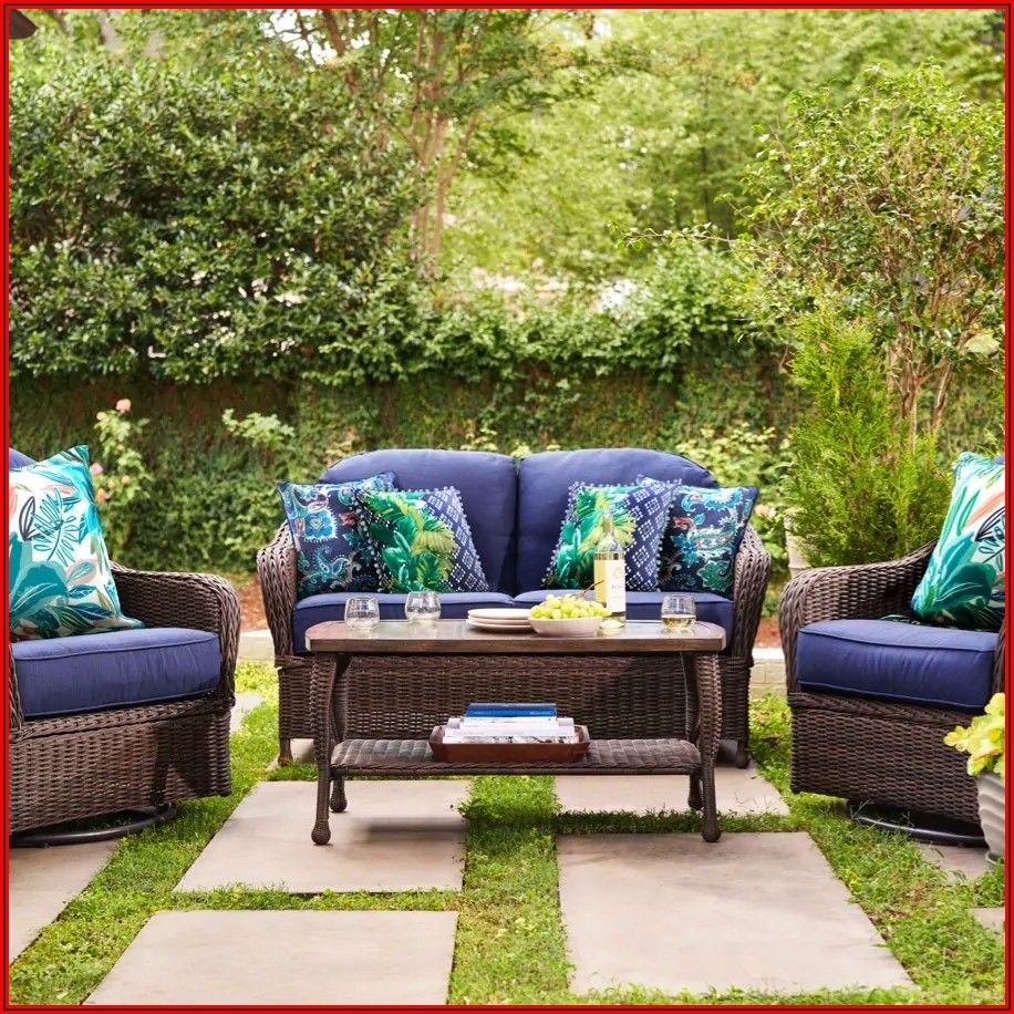 Allen Roth Northborough Patio Furniture