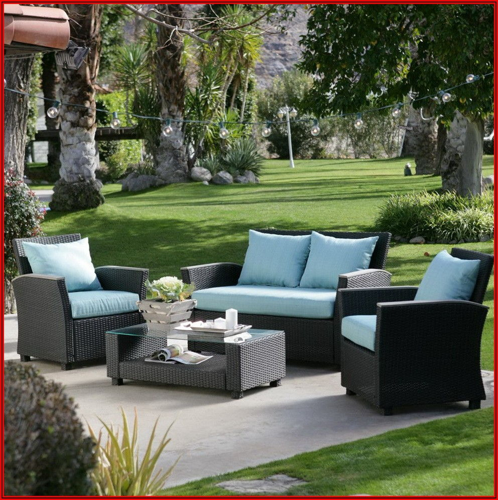 Allen Roth Outdoor Patio Furniture