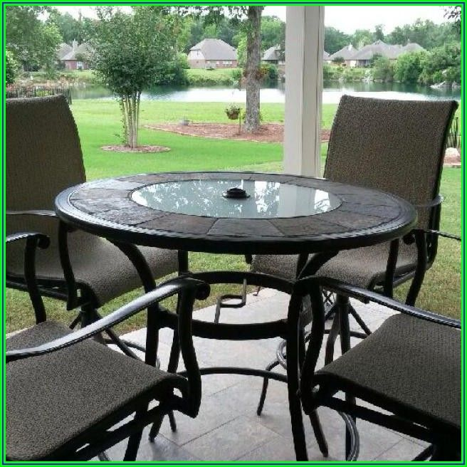 Allen Roth Patio Table