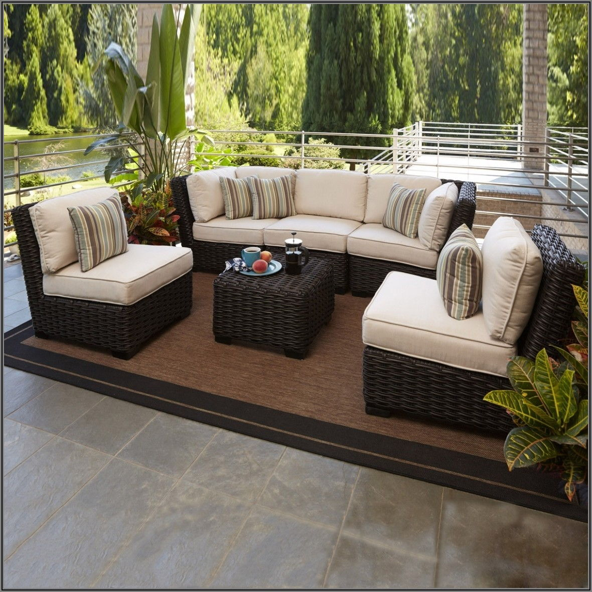 Allen Roth Seavale Patio Furniture