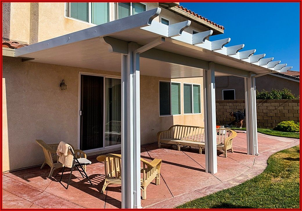 Alumawood Patio Cover Pictures