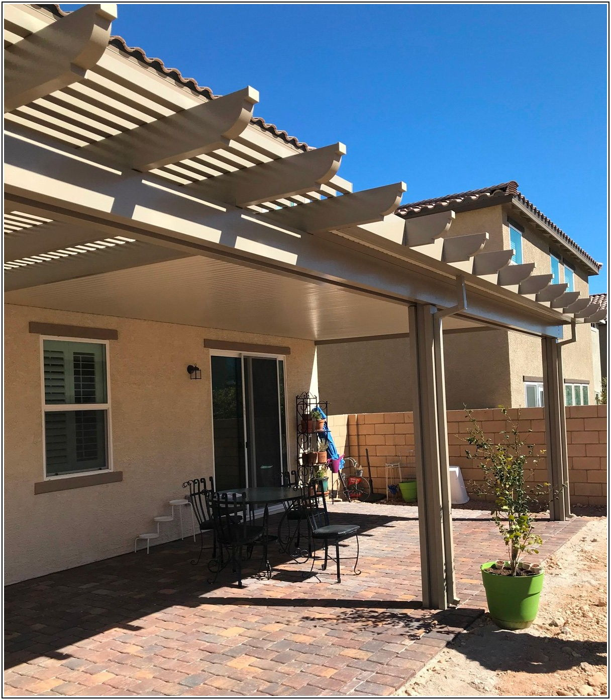Alumawood Patio Covers Las Vegas