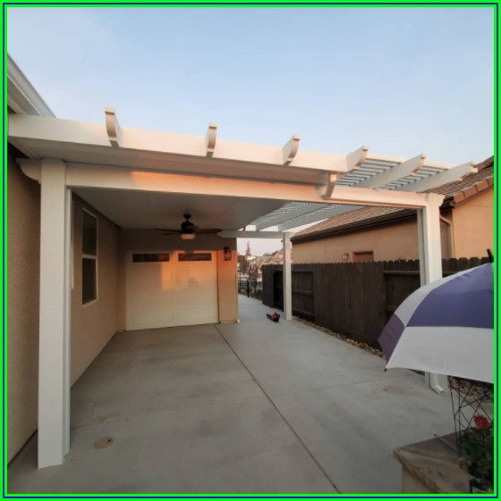 Aluminum Patio Covers Fresno Ca