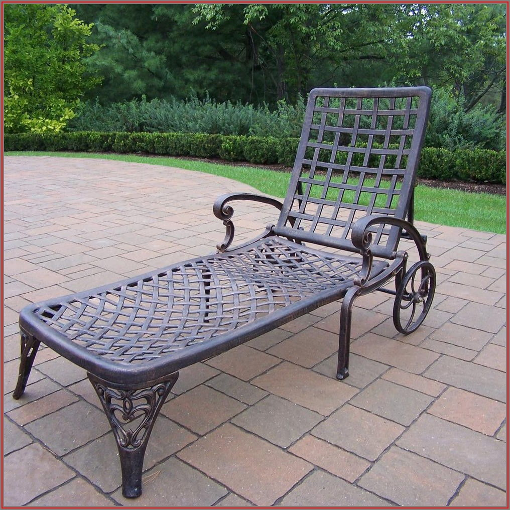 Aluminum Patio Lounge Chairs