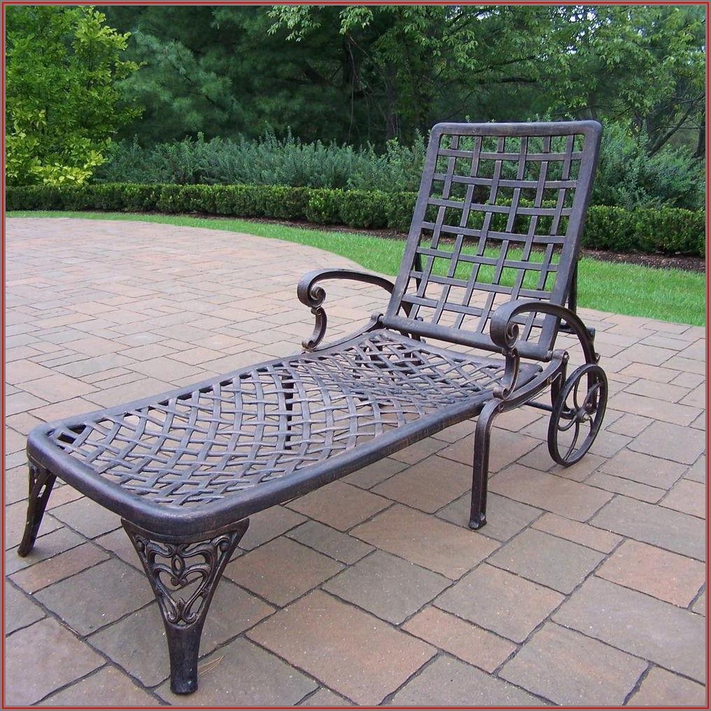 Aluminum Patio Lounge Chairs