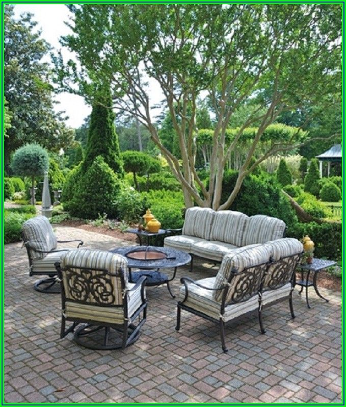 Aluminum Patio Set 7 Piece