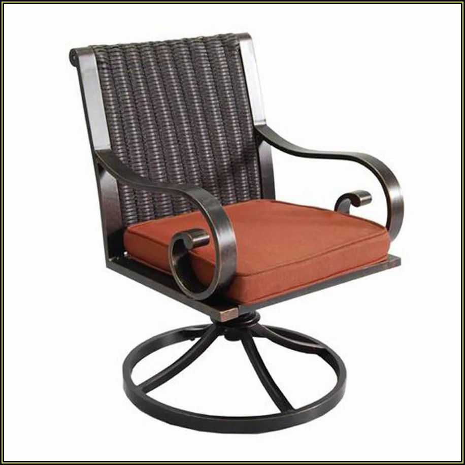 Aluminum Swivel Rocker Patio Chairs