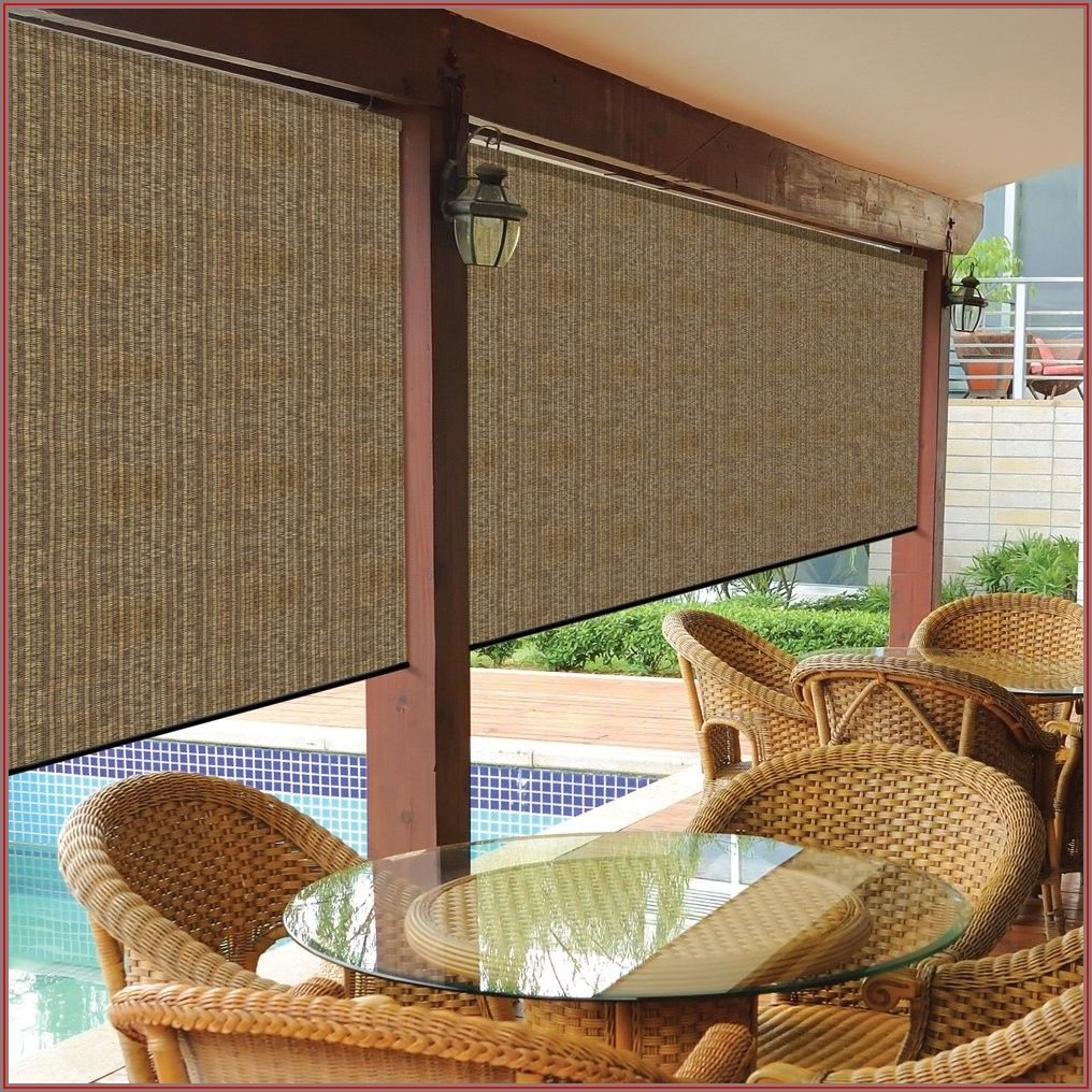 Amazon Outdoor Patio Blinds