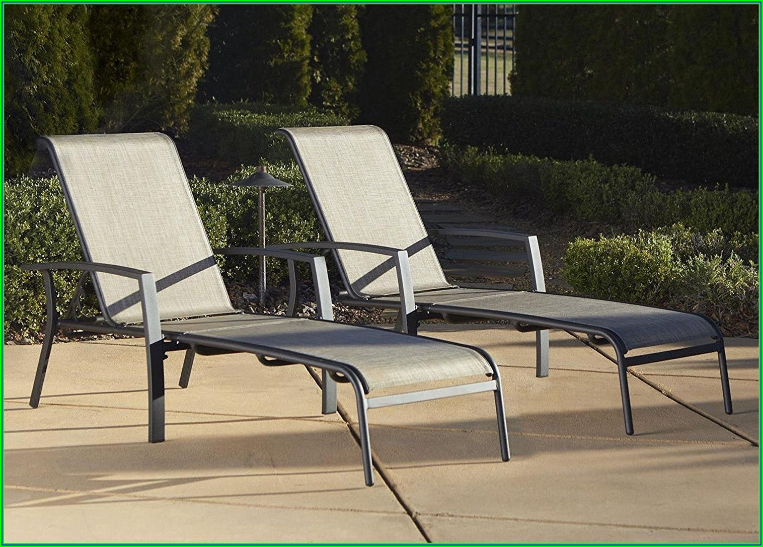 Amazon Patio Chaise Lounge Chair