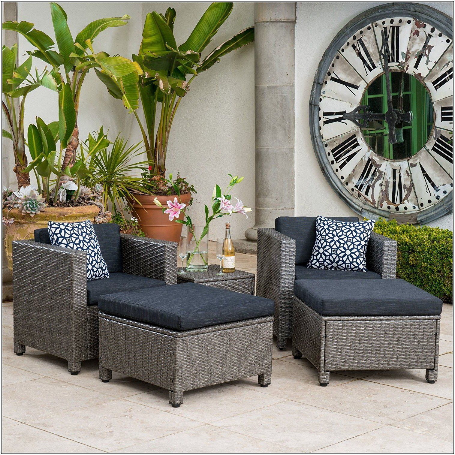 Amazon Wicker Patio Furniture