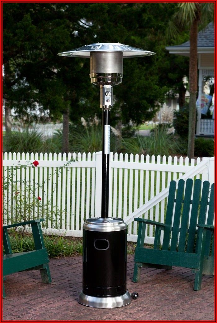 Amazonbasics Stainless Steel Commercial Patio Heater