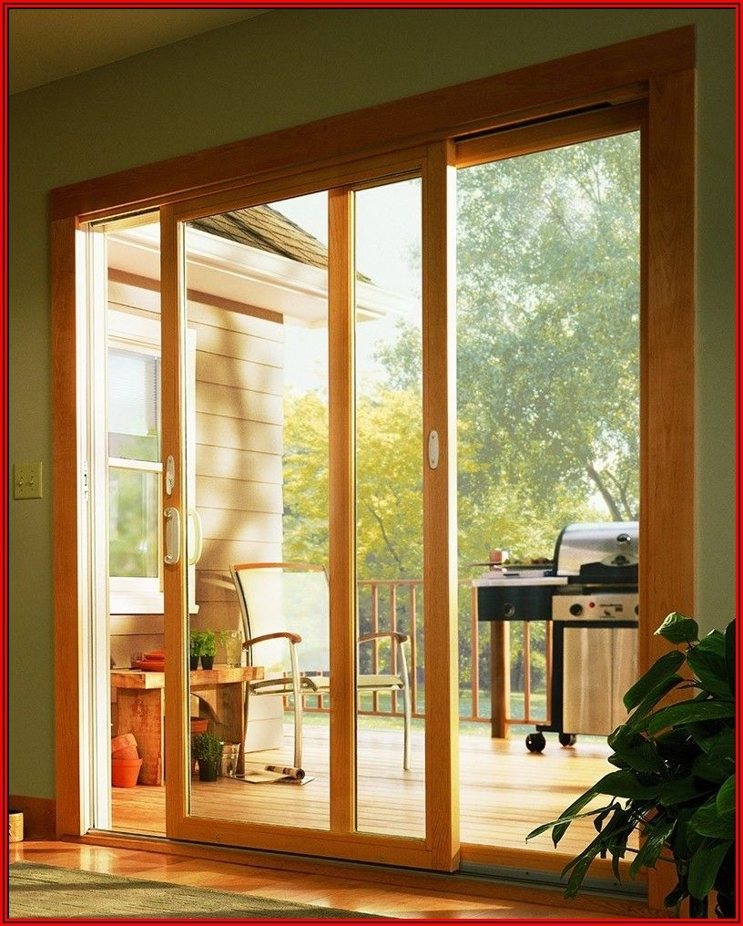 Andersen 200 Series Sliding Patio Door