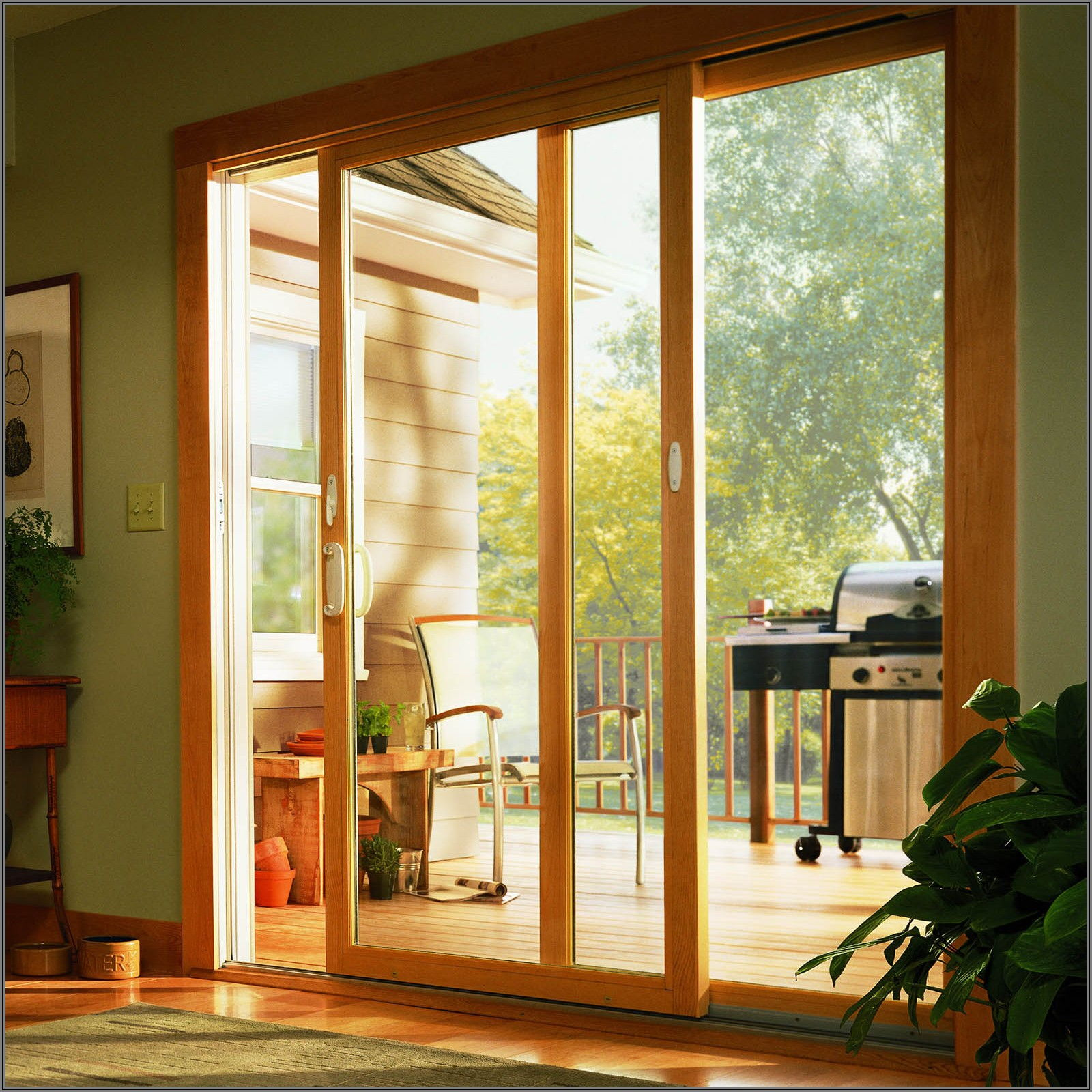 Andersen A Series Gliding Patio Door