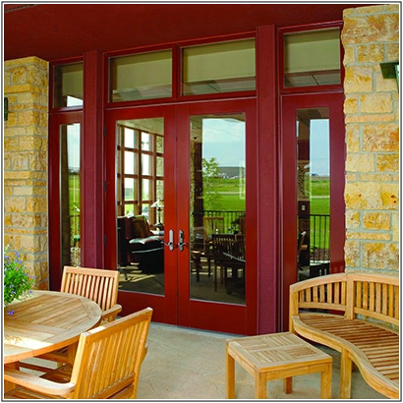 Andersen Hinged Patio Door Hardware