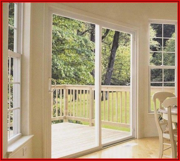 Andersen Silverline Patio Door