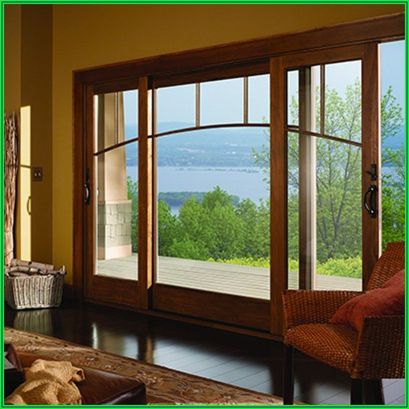 Andersen Sliding Patio Door Sizes