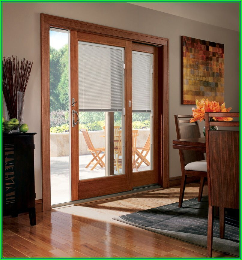 Andersen Sliding Patio Doors 400 Series