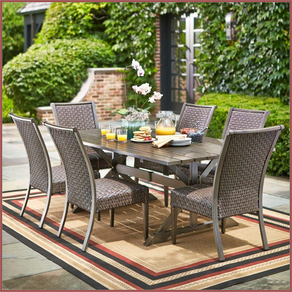 At Home Patio Dining Sets