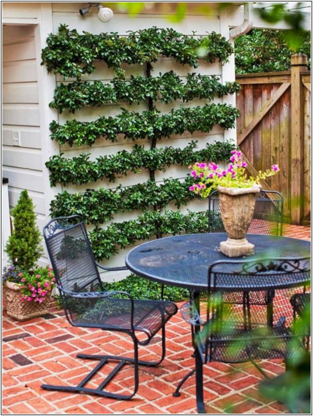Backyard Patio Designs For Small Yards