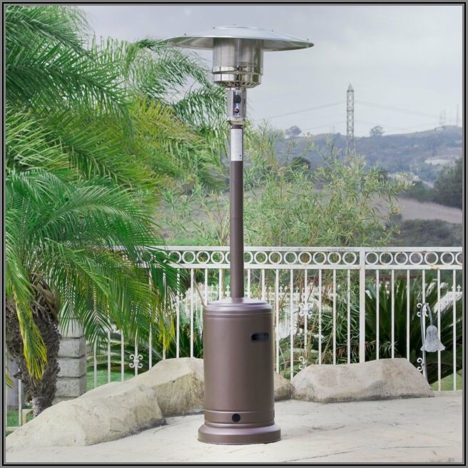Belleze 48000 Btu Stand Patio Heater