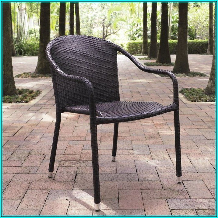 Belton Stacking Patio Dining Chair